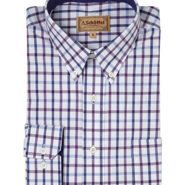 schöffel-brancaster-shirt-purple